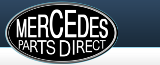 Mercedes parts direct logo
